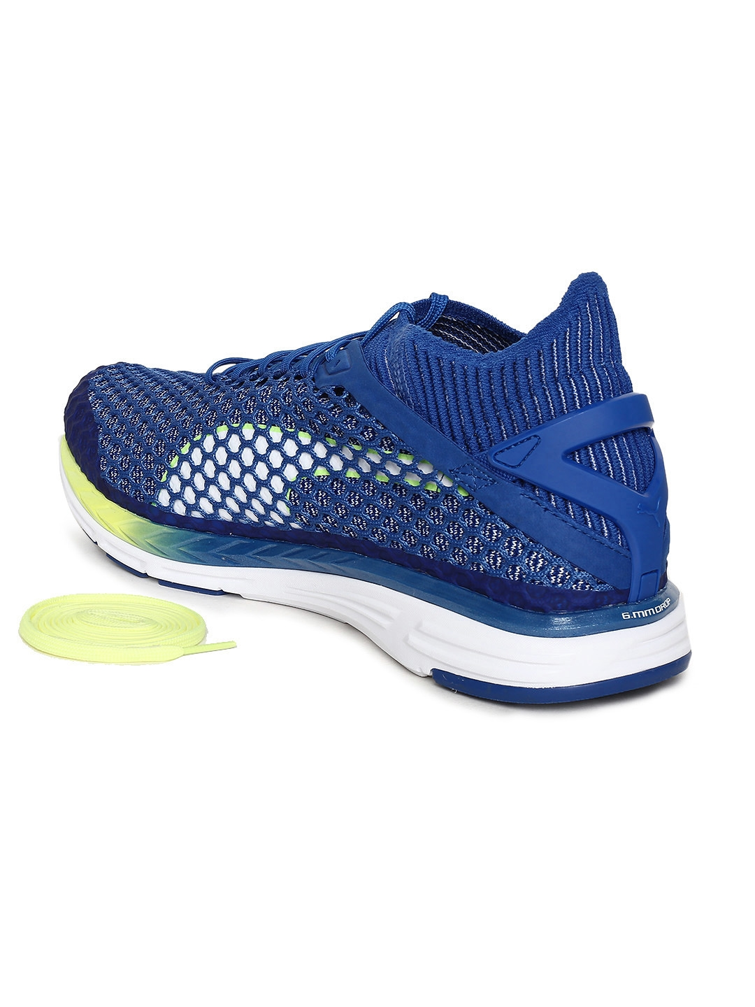 bb077bfe935 Buy Puma Men Speed IGNITE NETFIT 2 Running Shoes - Sports Shoes for ...