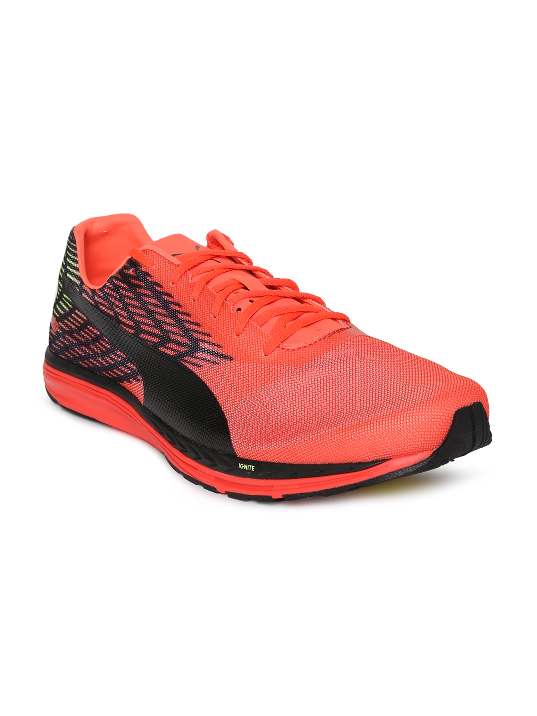 906db6e6b034 Buy Puma Men Speed 100 R IGNITE 2 Running Shoes - Sports Shoes for ...