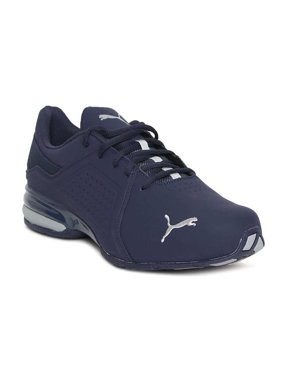 9f9be9e3be8f Buy Puma Men Viz Runner Running Shoes - Sports Shoes for Men 2429844 ...