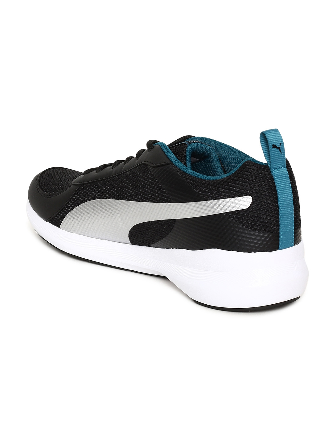 b96c4b5ba4ca0 Buy Puma Men Black Zenith IDP IDP Running Shoes - Sports Shoes for ...