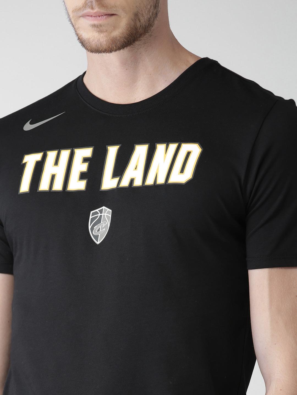 20a2cf8d3f94f2 Buy Nike Men Black Printed Round Neck FUTURA ICON T Shirt - Tshirts ...