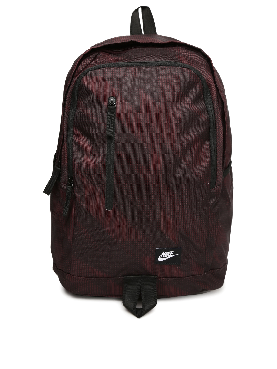 75c3fe81a9 Buy Nike Unisex Burgundy All Access Soleday Backpack - Backpacks for ...