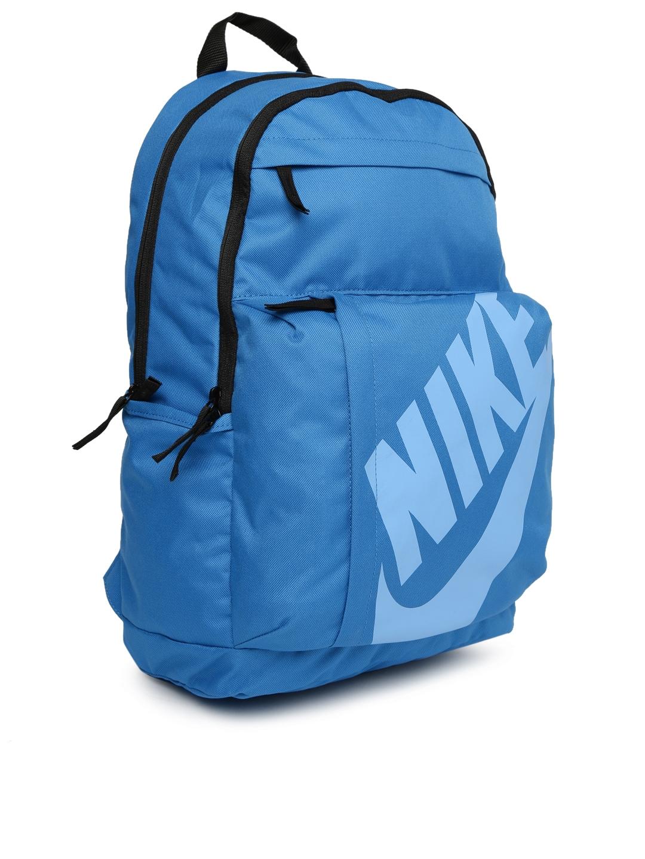 e484f5083438 Buy Nike Unisex Blue ELMNTL Backpack - Backpacks for Unisex 2438195 ...