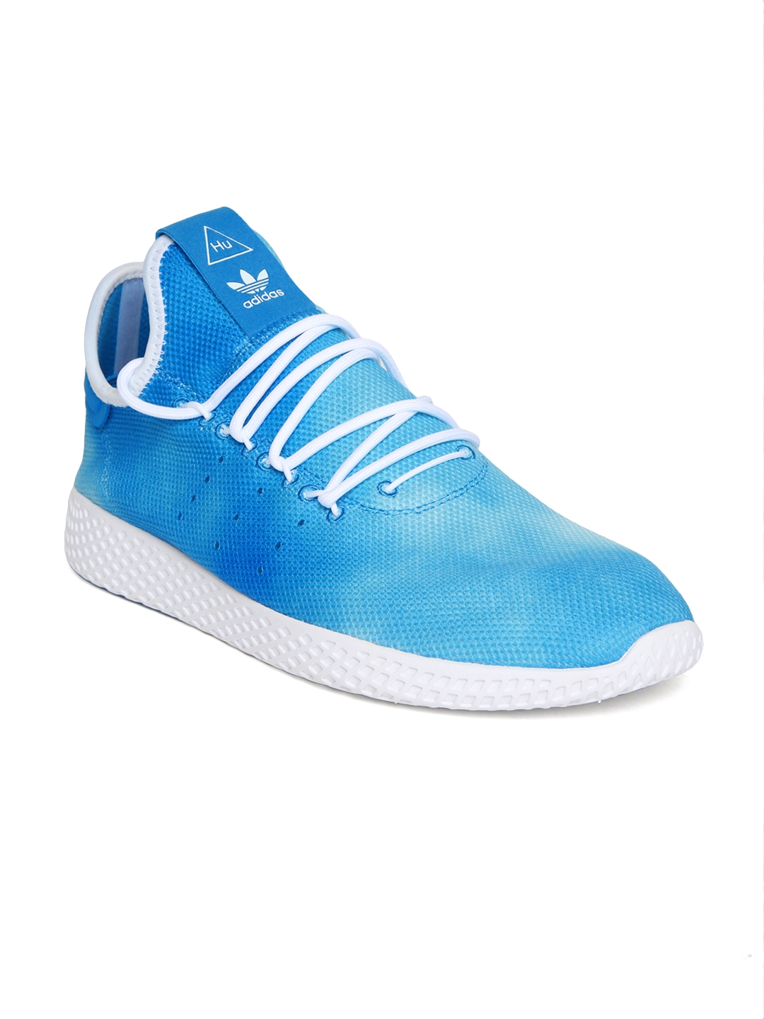 Buy ADIDAS Originals Men Blue PW HU Holi Tennis Sneakers - Casual ... 419d73f4a