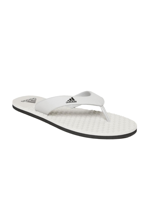 509f175746a8e Buy ADIDAS Men Grey BISE Thong Flip Flops - Flip Flops for Men ...