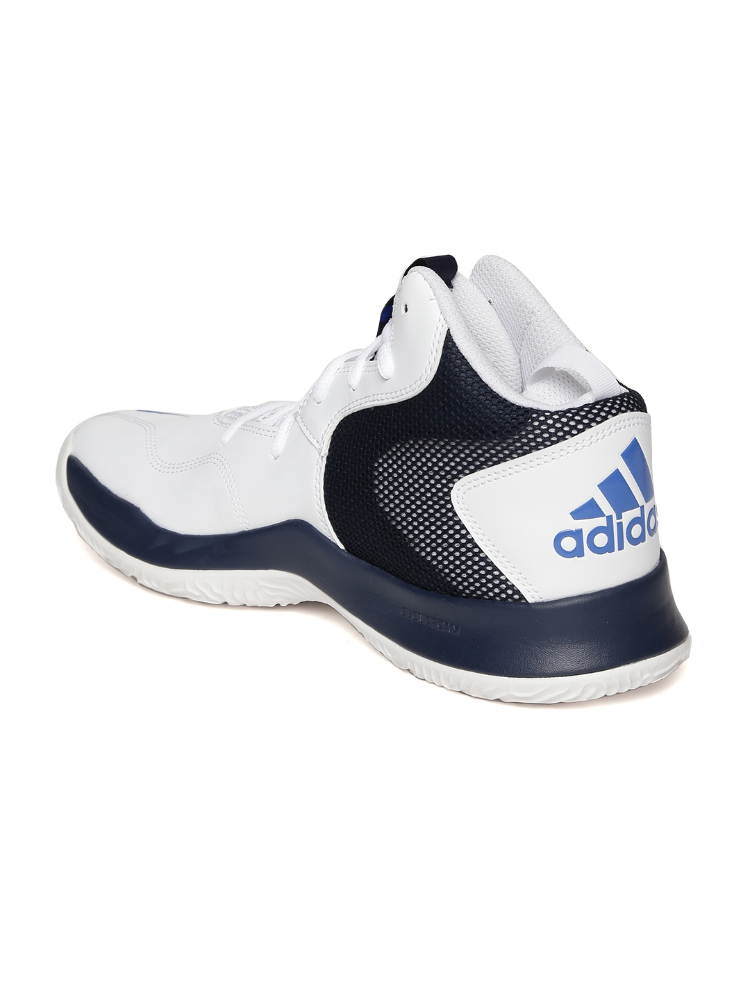 4ca5f20a62c Buy ADIDAS Men White Crazy Team II Basketball Shoes - Sports Shoes ...