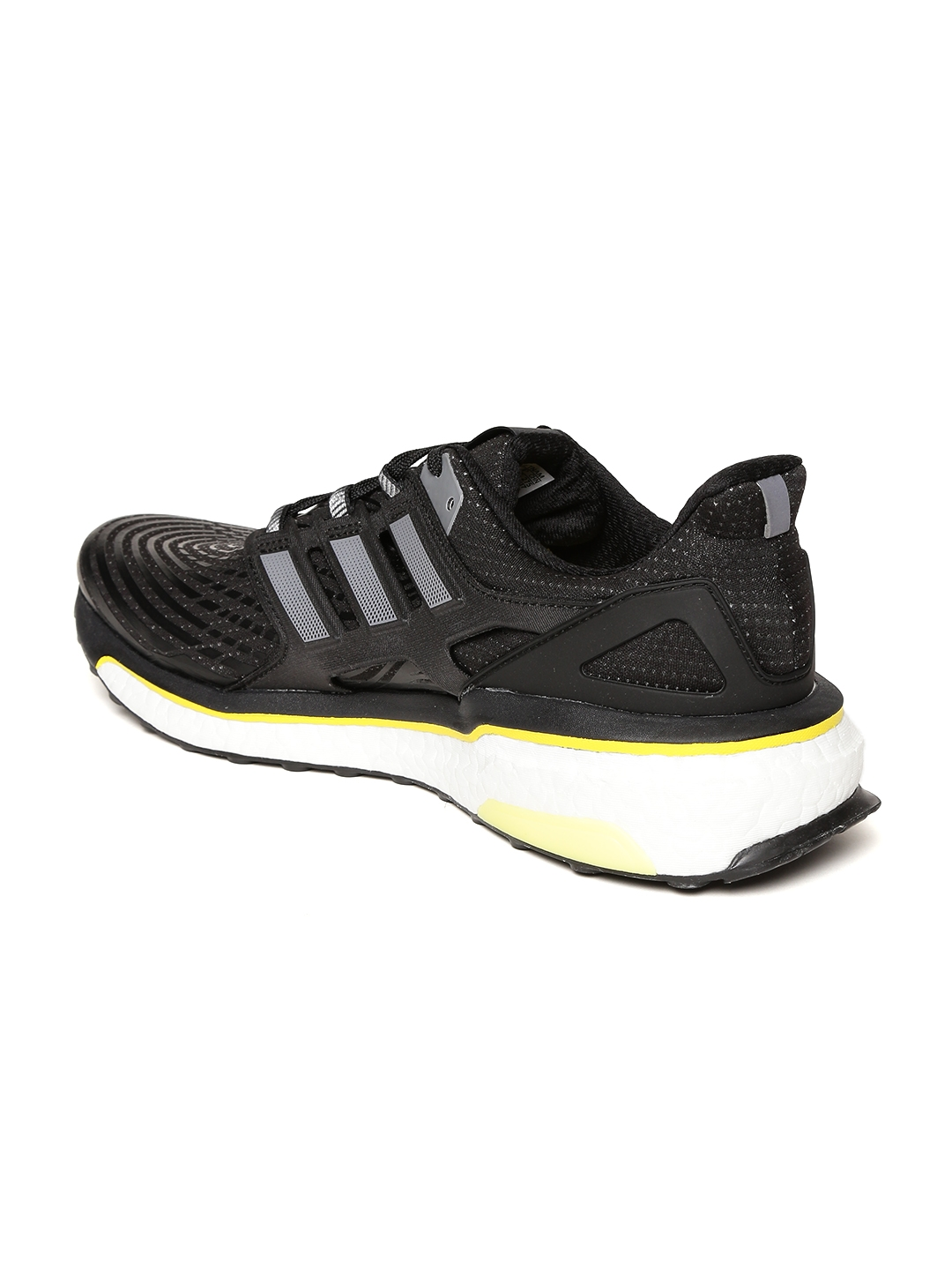 on sale b9e2e ebc58 ADIDAS Men Black Energy Boost Running Shoes