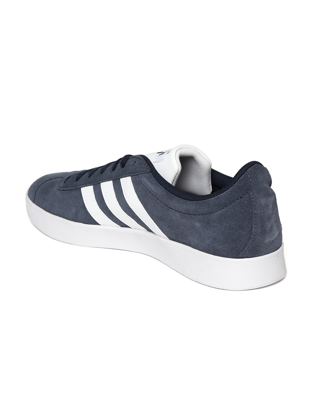 Buy ADIDAS Men Navy Blue VL COURT 2.0 Sneakers - Casual Shoes for ... 748fa7d92