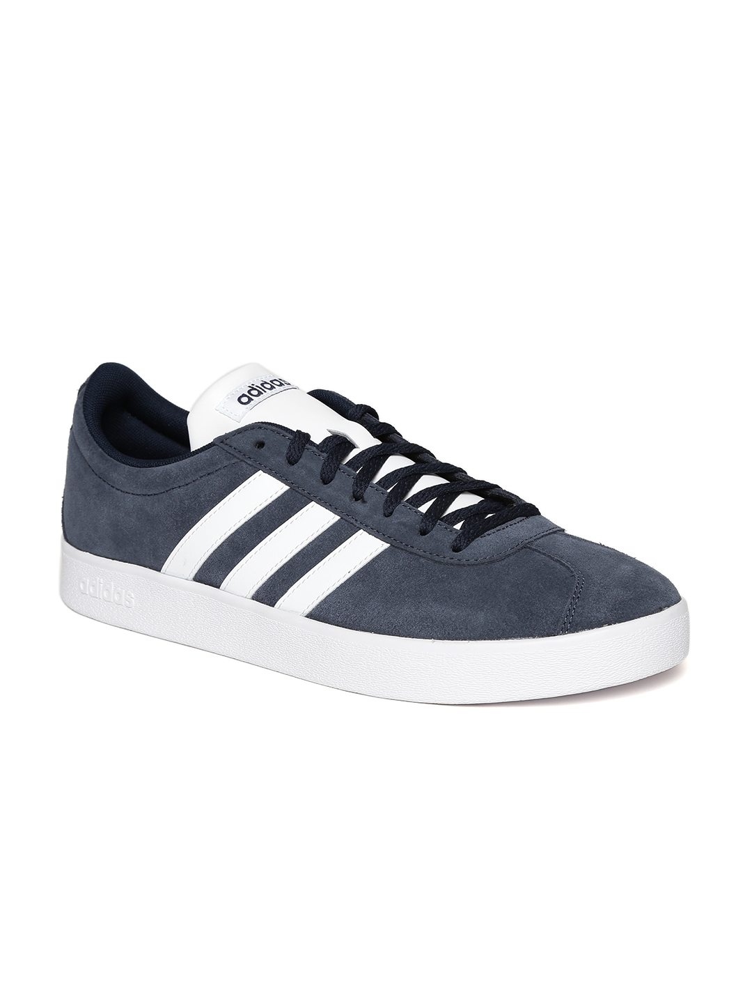 2e177389b8c Buy ADIDAS Men Navy Blue VL COURT 2.0 Sneakers - Casual Shoes for ...