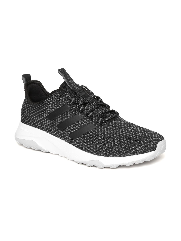 b22e598e74d ADIDAS Men Black & Grey CF Superflex TR Running Shoes