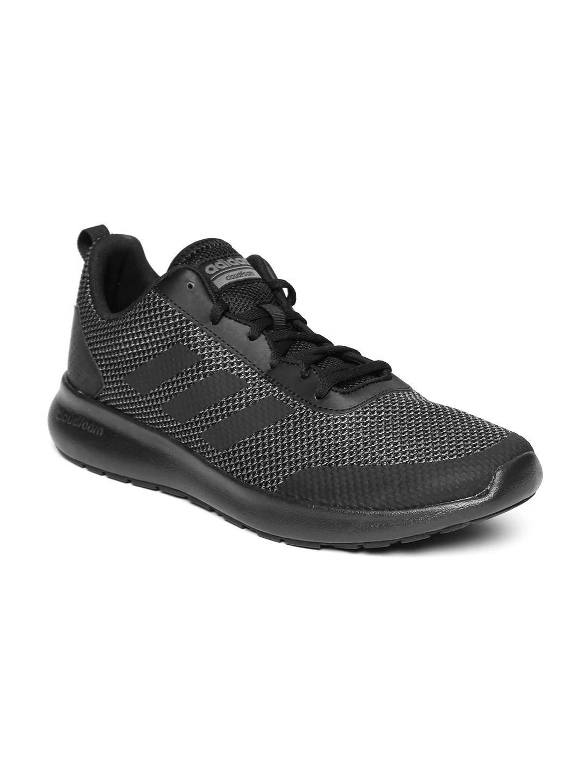 Buy ADIDAS Men Charcoal Grey Element