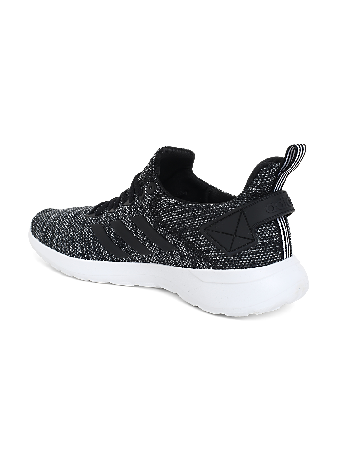 Buy ADIDAS Men Black   Grey Lite Racer Byd Running Shoes - Casual ... cc5a57bf6
