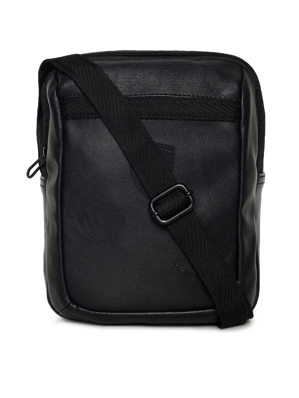 b603bc39cc3 Buy Puma Unisex Black Scuderia Ferrari LS Portable Messenger Bag ...
