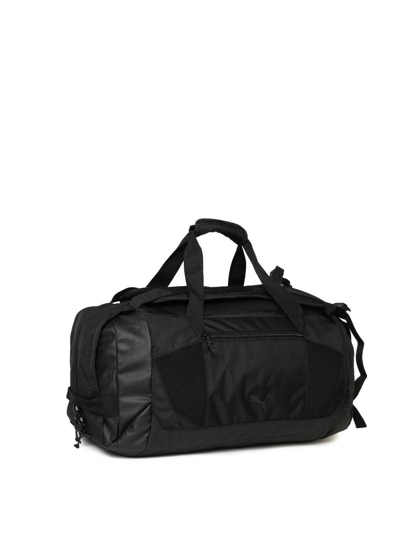 0c0c8968ddc3 Buy Puma Unisex Black Energy 2 Way Backpack Cum Duffle Bag - Duffel ...