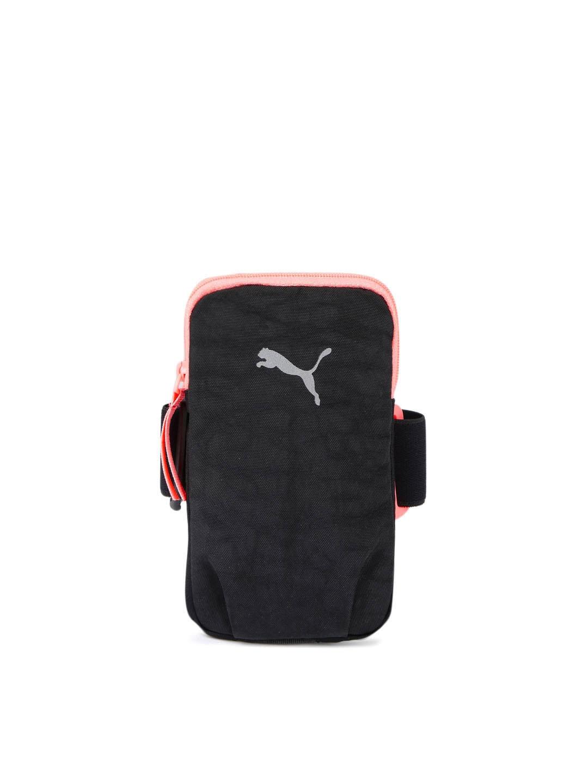 1eeced7bc84b Buy Puma Women Black Running   Training PR Arm Pocket - Mobile Pouch ...