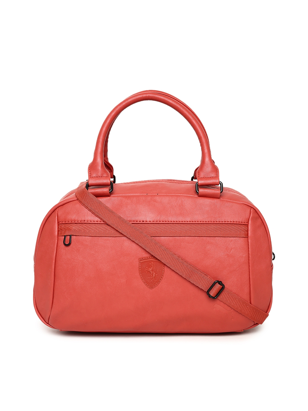 0fc39bff68 Buy Puma Red Scuderia Ferrari LS Handbag - Handbags for Women ...