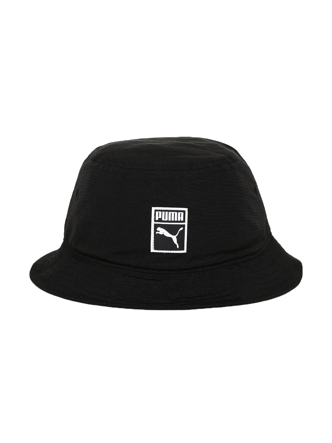 500fc2262c0 Buy Puma Unisex Black ARCHIVE Bucket Hat - Hat for Unisex 2445463 ...
