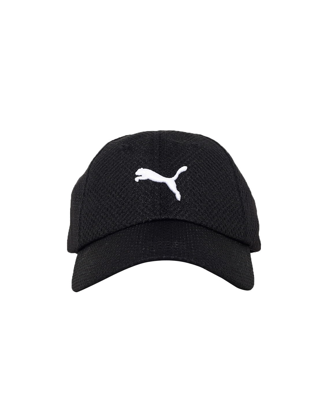 best sell entire collection pretty cheap Buy Puma Unisex Black Solid Training Mesh Baseball Cap - Caps for ...