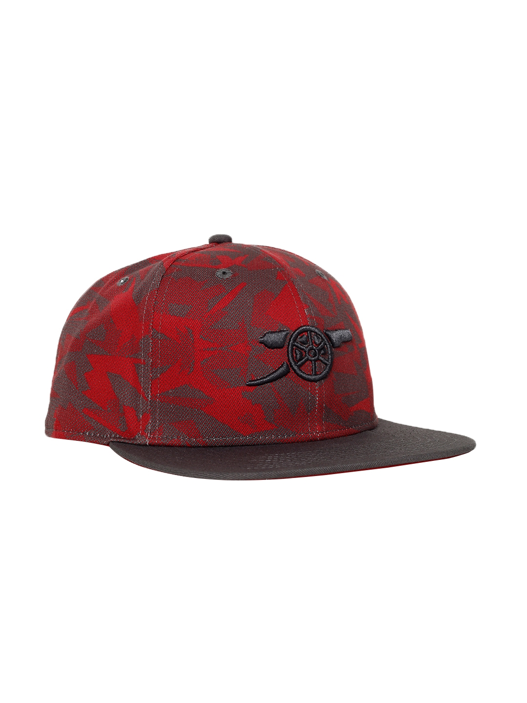 f3673894399 Buy Puma Unisex Red Printed Arsenal Camo Snapback Cap - Caps for ...