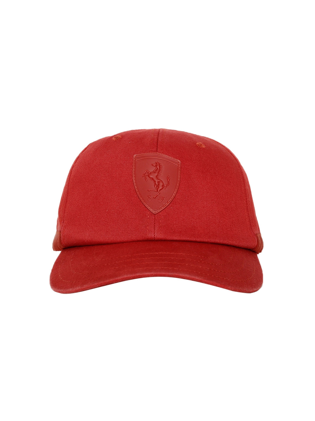332ab331dbcfd Buy Puma Unisex Red Solid SF LS Baseball Cap - Caps for Unisex ...