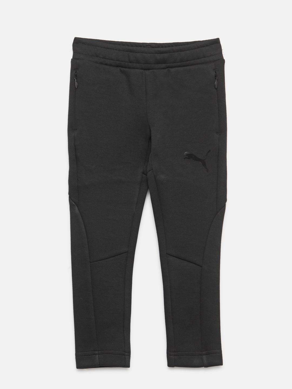 6c68f44b3c89 Buy Puma Boys Black Evostripe Move Track Pants - Track Pants for ...