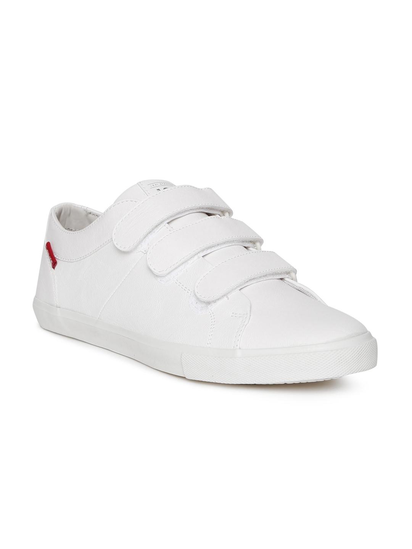 8dea249fcf4 Buy Levis Men White Sneakers - Casual Shoes for Men 2447496