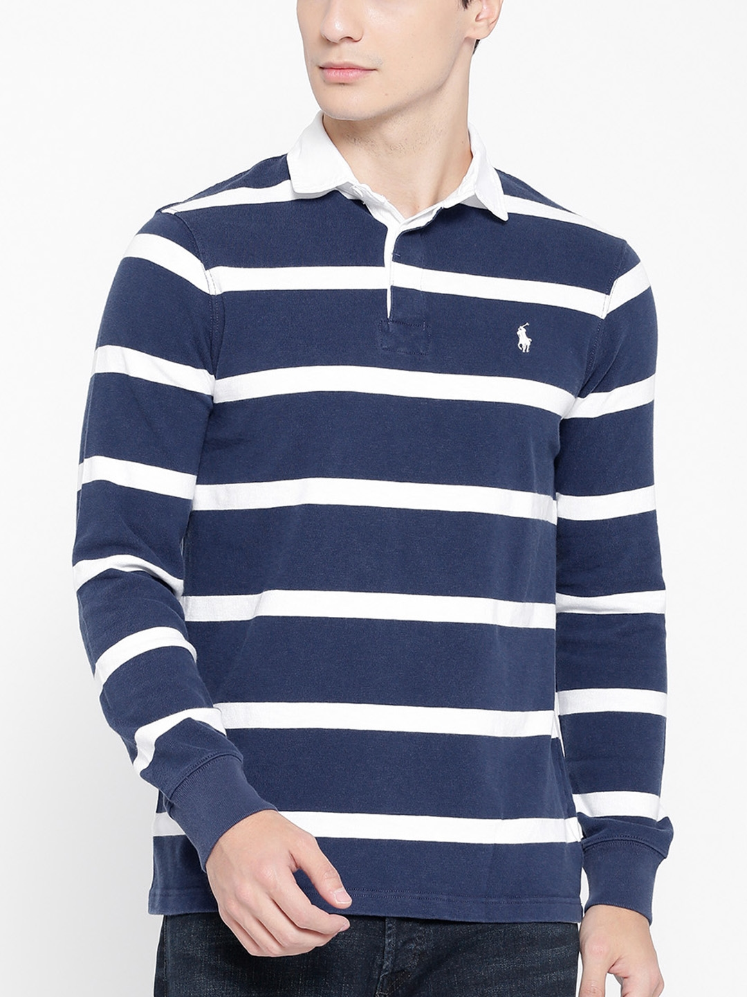 2b362867 Buy Polo Ralph Lauren The Iconic Rugby Shirt - Tshirts for Men ...