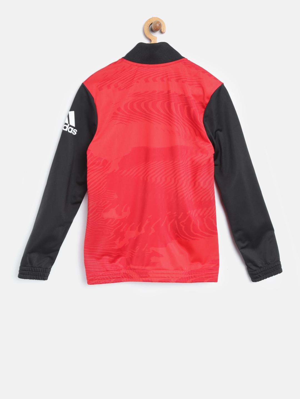 d4419c3c3 Buy ADIDAS Boys Red & Black YB X TIRO Printed Tracksuit - Tracksuits ...