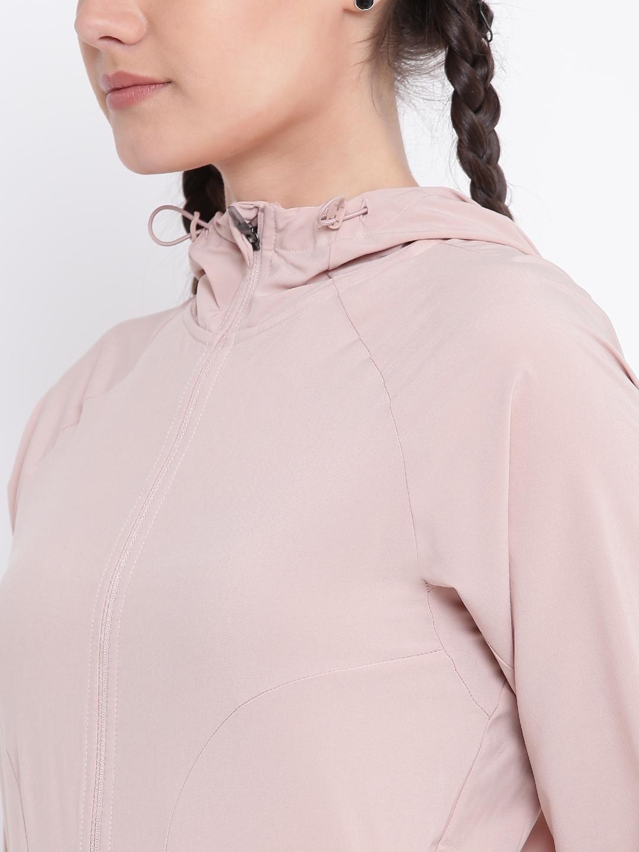 b96a54fca48c Buy Adidas Beige Freelift Woven Sporty Jacket - Jackets for Women ...