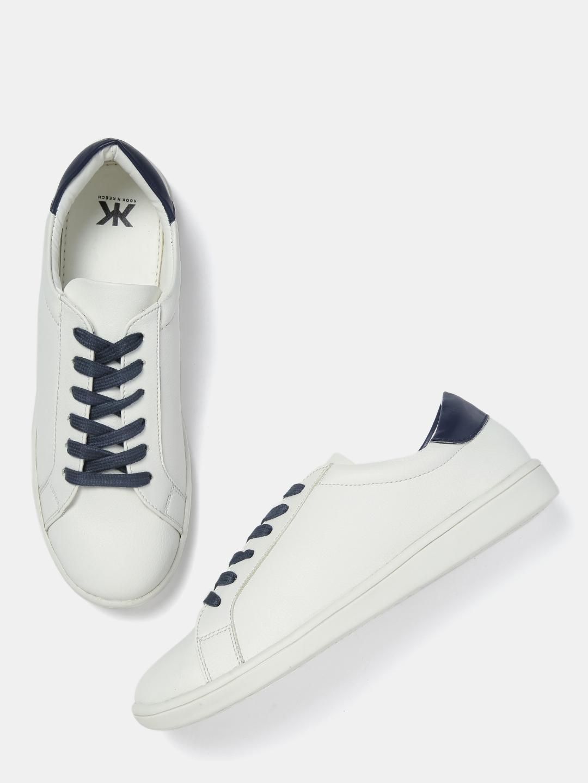 7f8004bb74d Buy Kook N Keech Women White Sneakers - Casual Shoes for Women ...