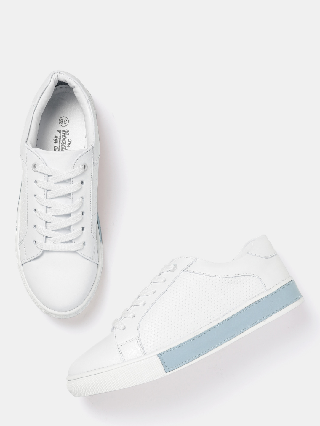 Textured Sneakers - Casual Shoes