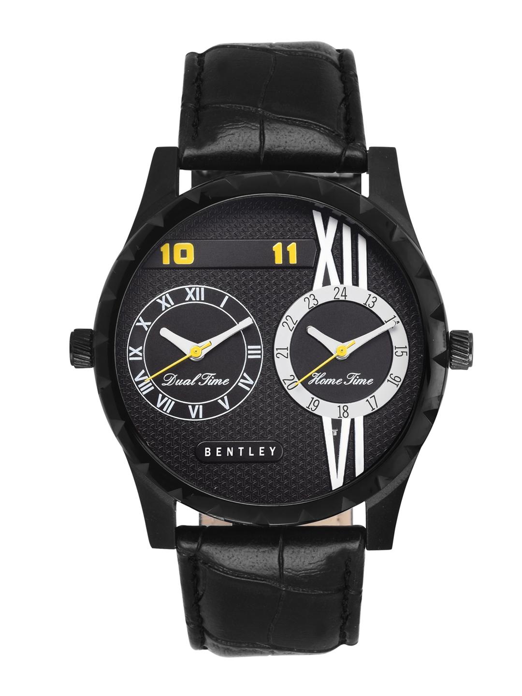 82eabb54f045 Buy BENTLEY Men Black Analogue Watch - Watches for Men 2451845