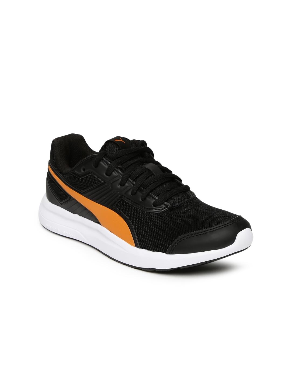 23207e2825f251 Buy Puma Kids Black Escaper Mesh Junior Sneakers - Casual Shoes for ...