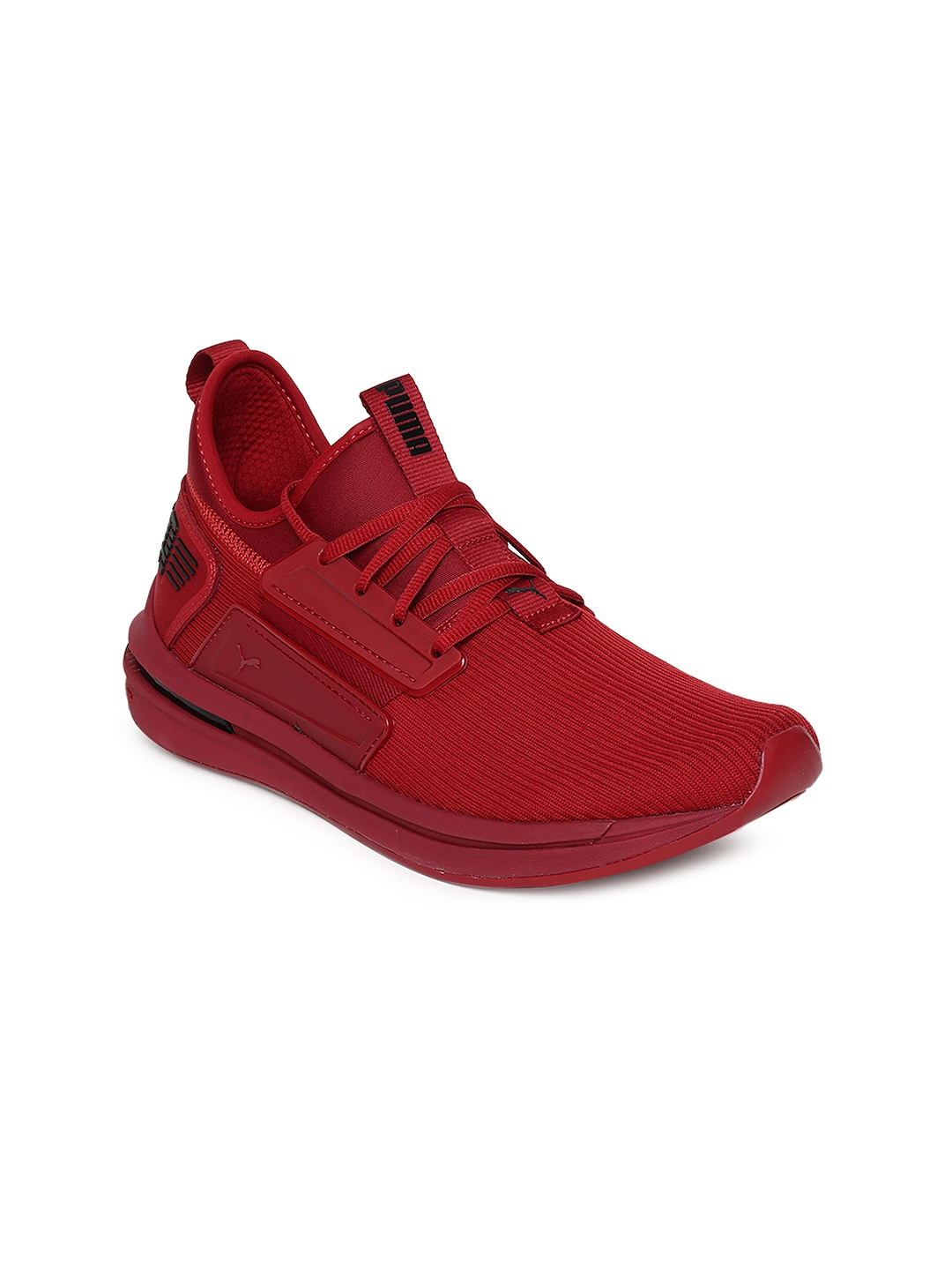 b081f4c96e86 Buy Puma Men Red IGNITE Limitless SR Sneakers - Casual Shoes for Men ...