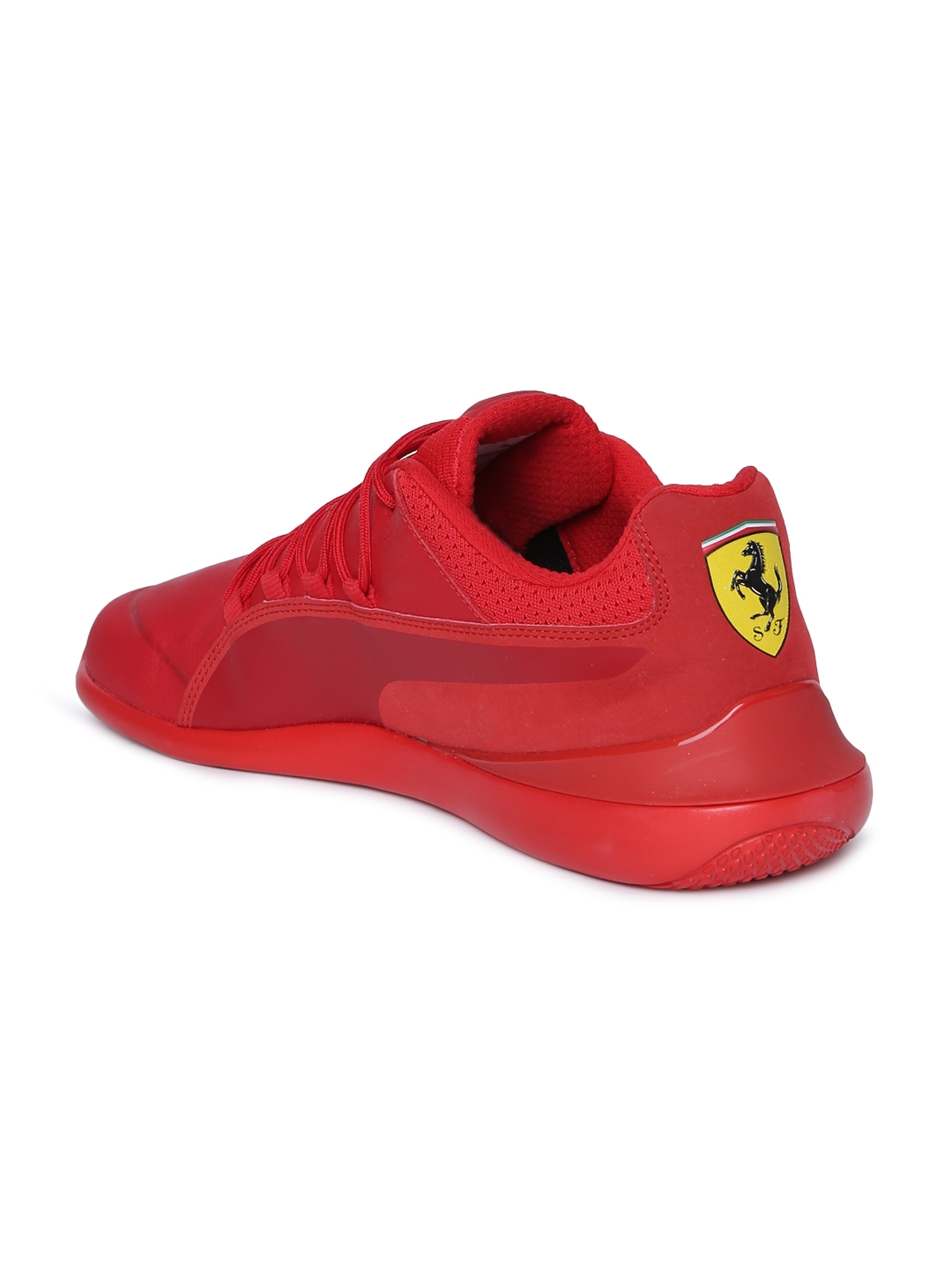 1b8dbe5a8dc4 Buy Puma Men Red SF Evo Cat Sneakers - Casual Shoes for Men 2454406 ...