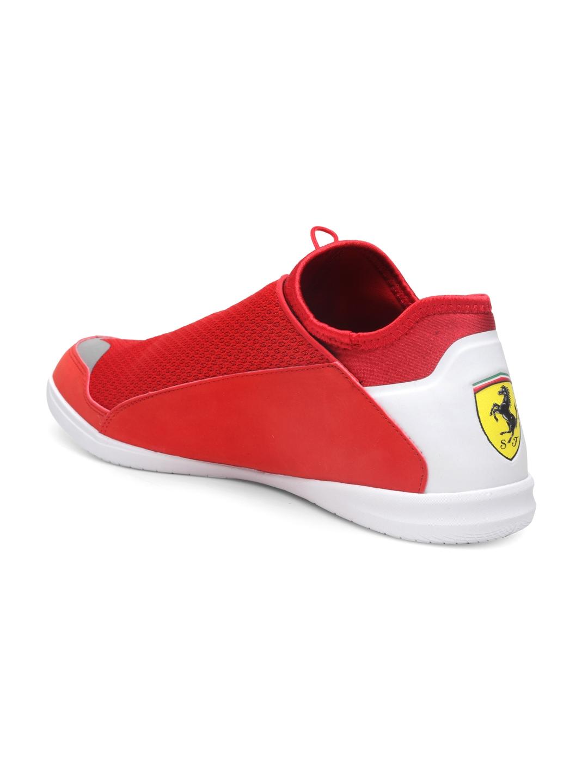 4a6d7eeed3e6 Buy Puma Men Red Scuderia Ferrari F Cat Ignite Sneakers - Casual ...