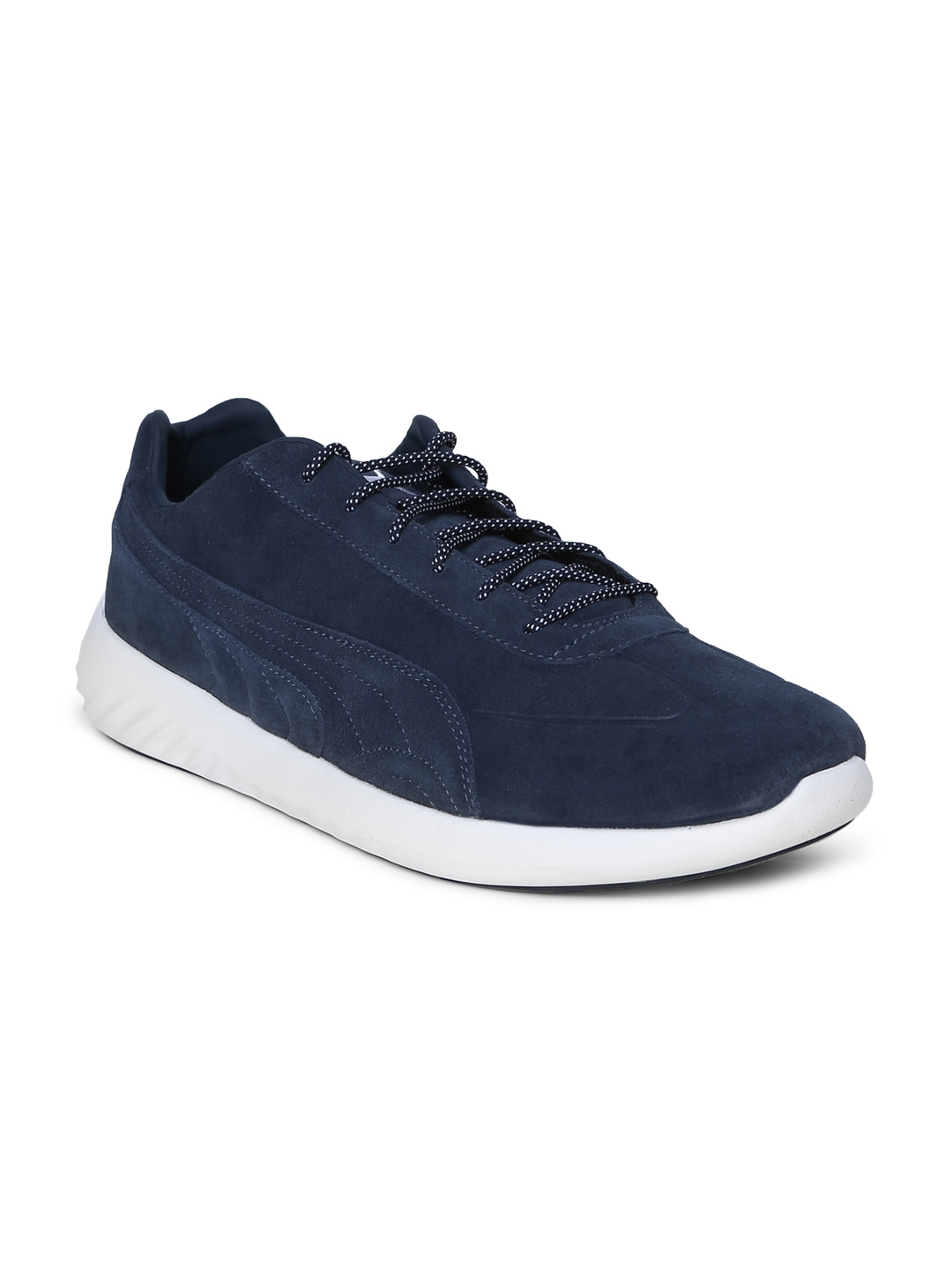 e85ef9f0f8526f Buy Puma Men Blue BMW MS Speed Cat Evo Sneakers - Casual Shoes for ...
