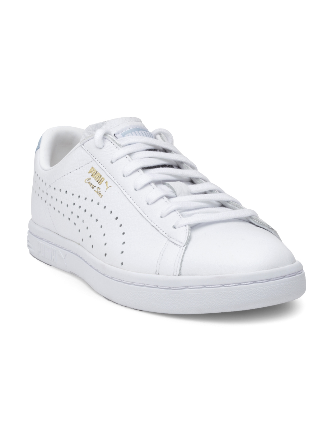 eb4218ecbe20 Buy Puma Men White Court Star NM Sneakers - Casual Shoes for Men ...