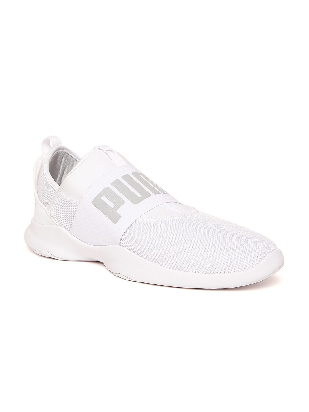 0fec99632313 Buy Puma Unisex White Dare Slip On Sneakers - Casual Shoes for ...