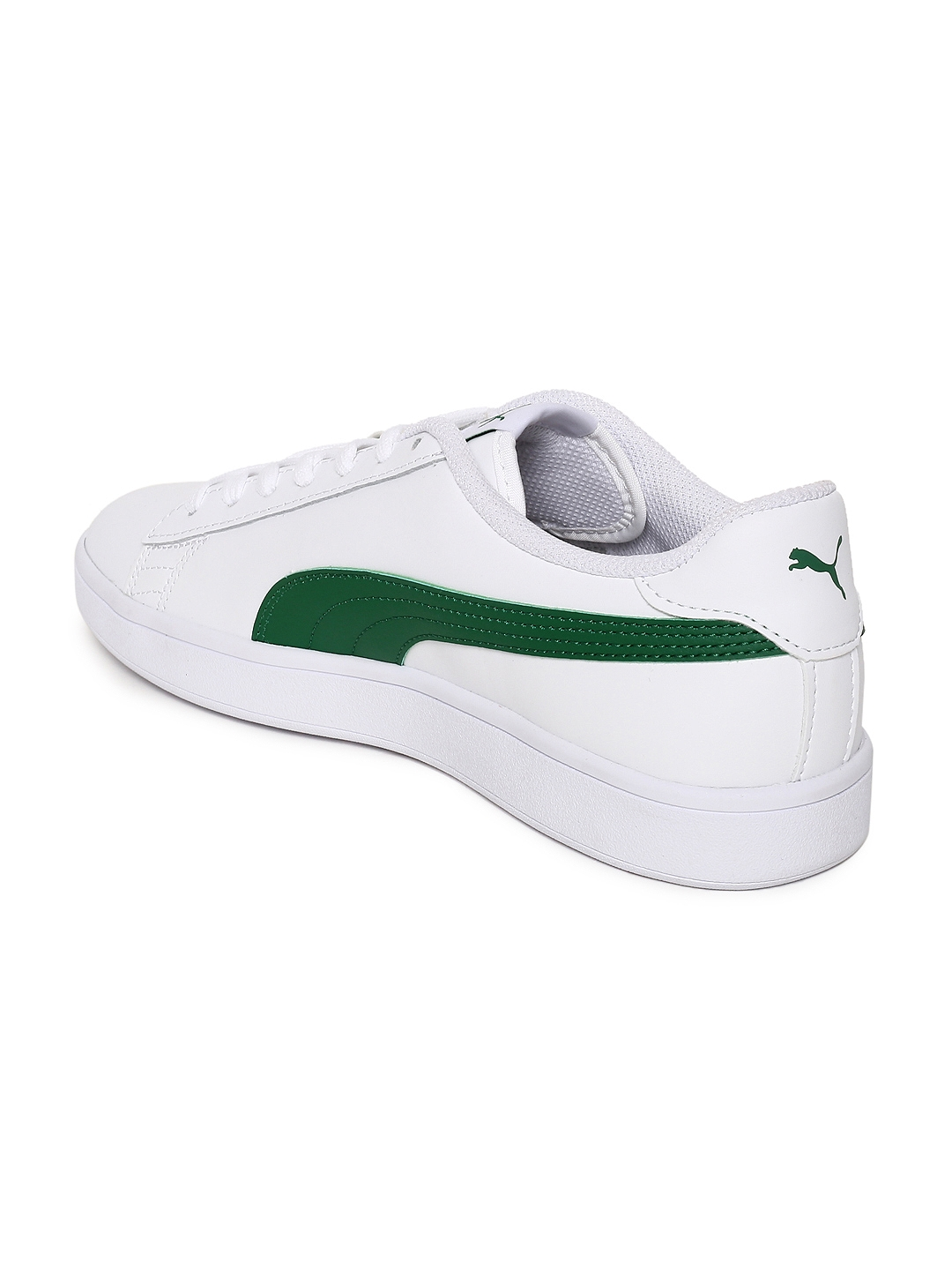 a1c0d8c230b3 Buy Puma Men White Smash V2 L Leather Sneakers - Casual Shoes for ...