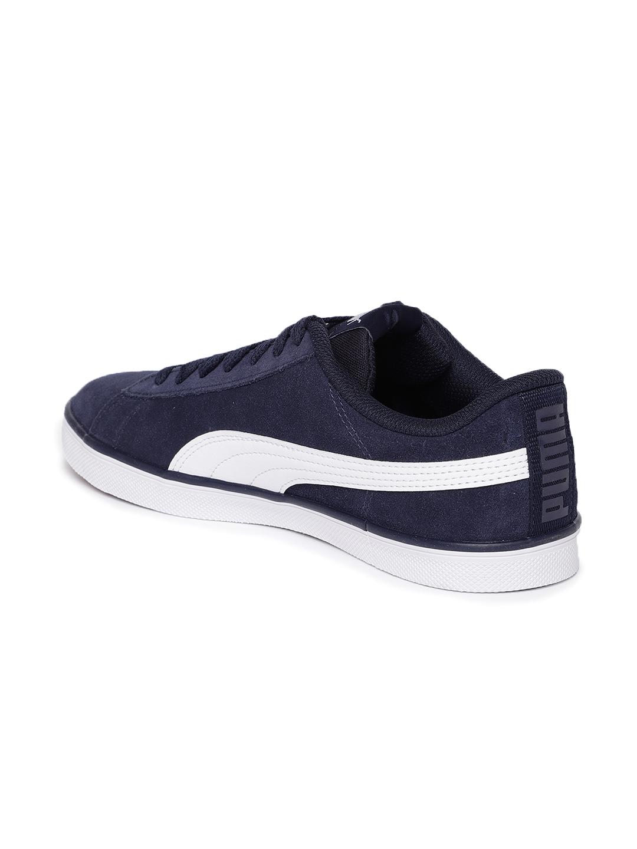 de83dde276cba7 Buy Puma Men Navy Blue Urban Plus SD Sneakers - Casual Shoes for Men ...