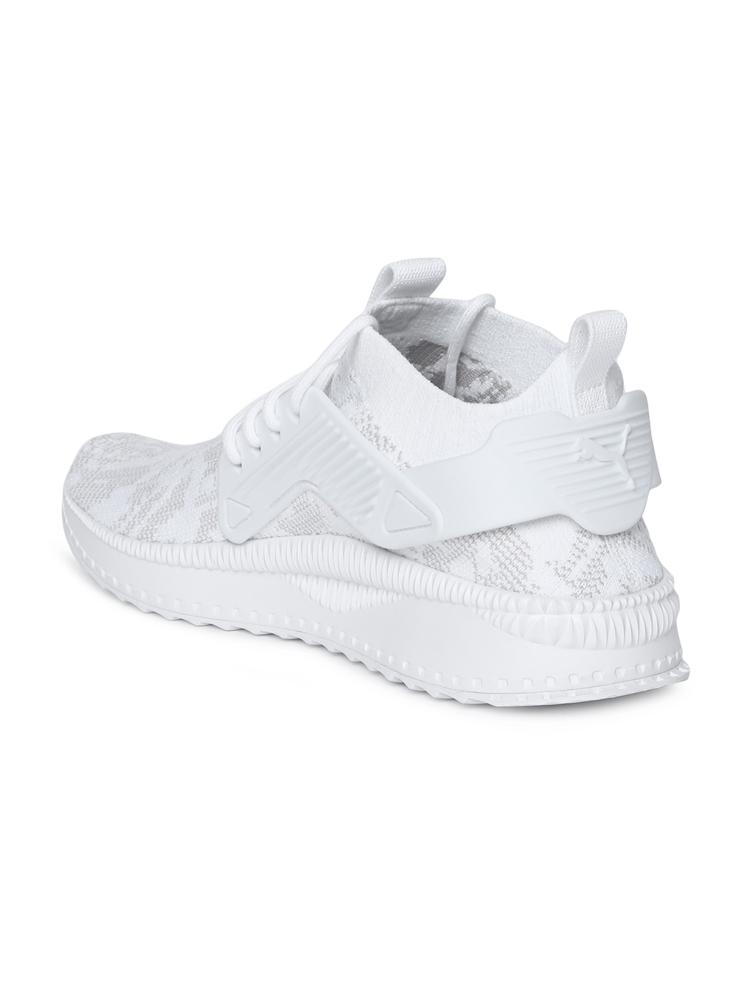 50a4f83559cdbf Buy Puma Men White TSUGI Cage EvoKNIT WF Sneakers - Casual Shoes for ...