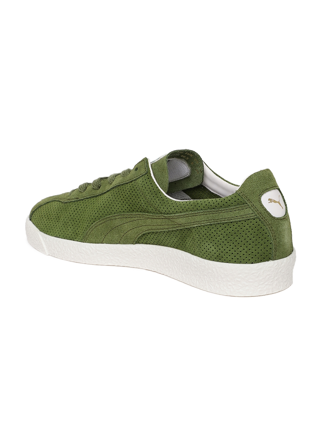 6cd06e7b2ab Buy Puma Men Olive Te Ku Summer Suede Sneakers - Casual Shoes for ...
