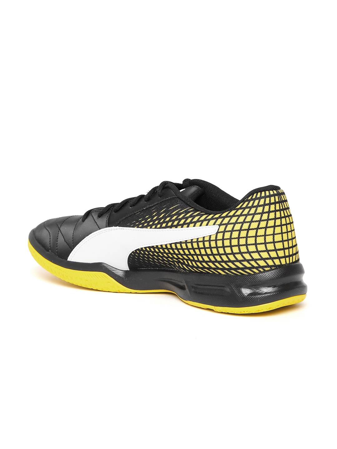2b6da6414ea Buy Puma Men Black Veloz Indoor NG Badminton Shoes - Sports Shoes ...
