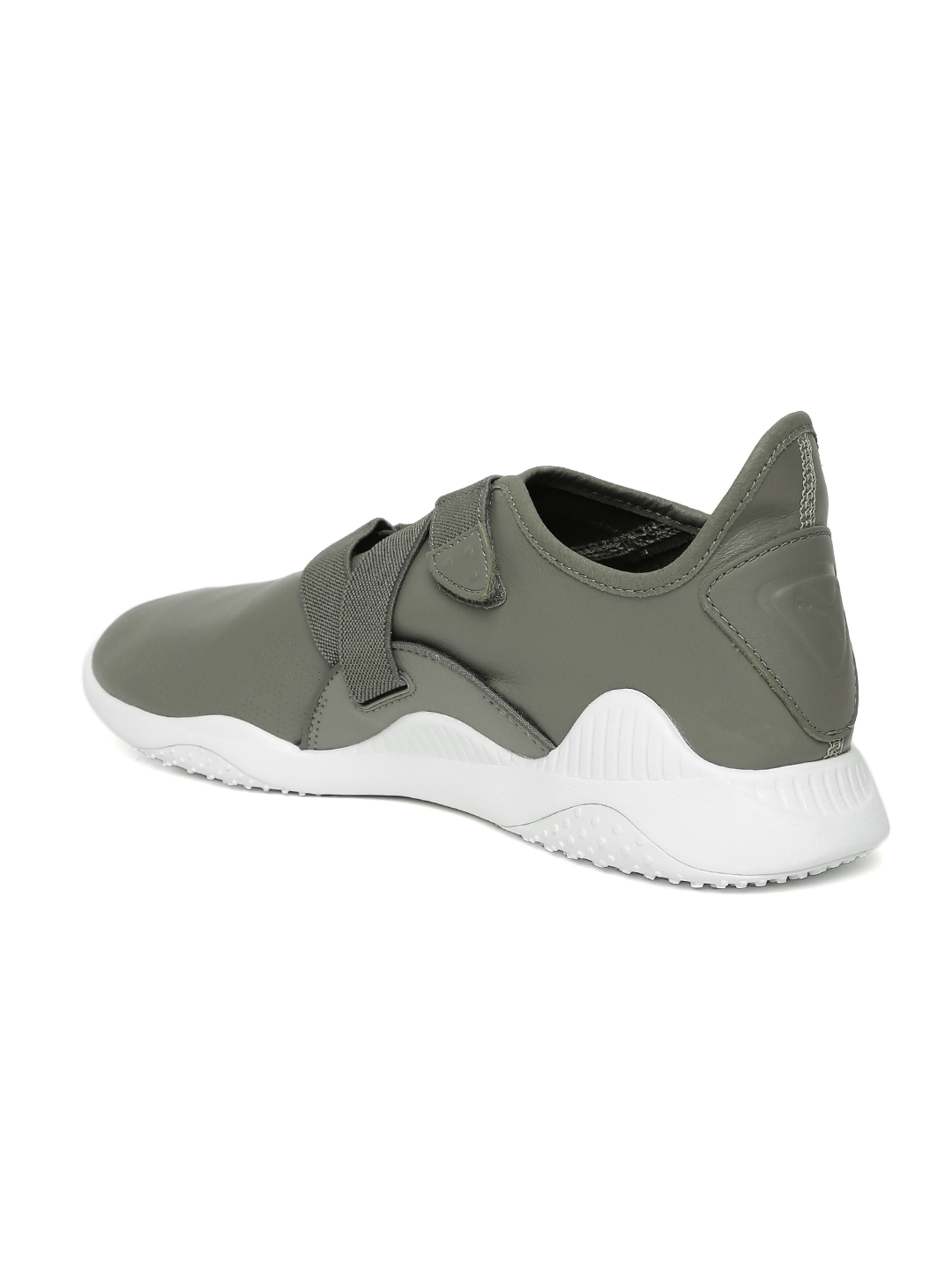 Buy Puma Men Grey Mostro Eng. Leather Sneakers - Casual Shoes for ... a73957065