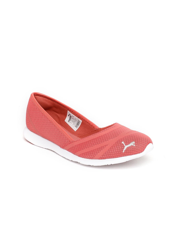 91aef669884 Buy Puma Women Vega Ballet Sweet IDP Coral Slip On Sneakers - Casual ...
