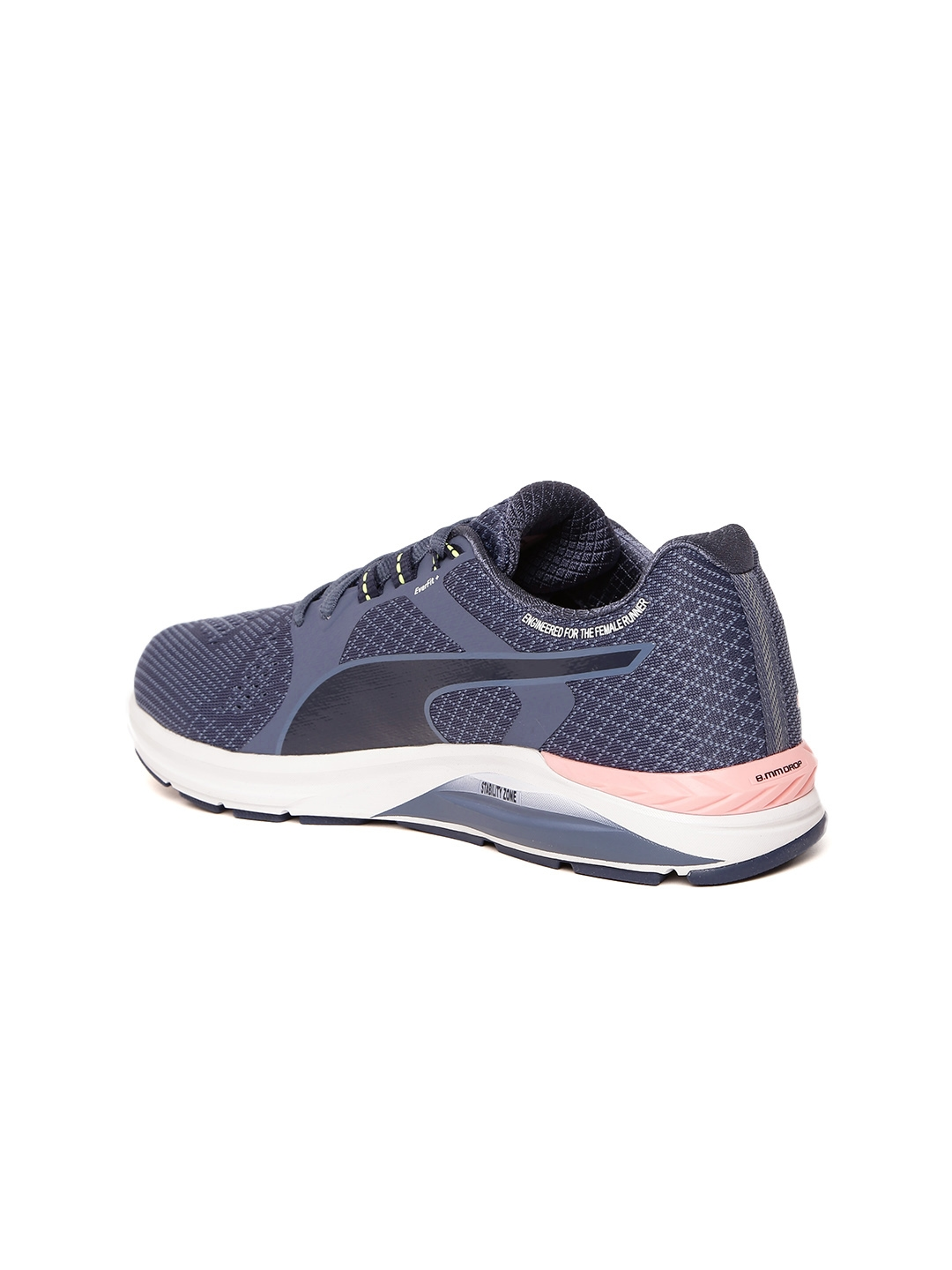 17d410f3970ff1 Buy Puma Men Blue Speed 600 S Ignite Running Shoes - Sports Shoes ...
