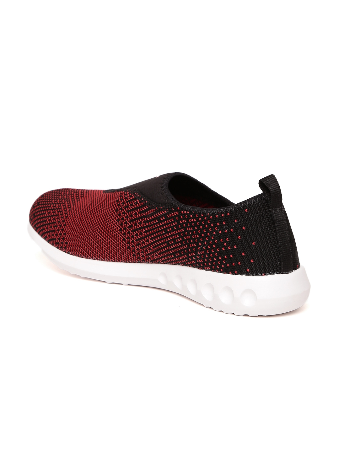 bf8a87e4f240 Buy Puma Men Black   Red Carson 2 Slip On IDP Running Shoes - Sports ...