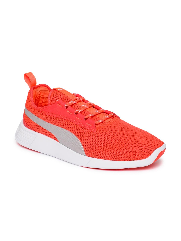 2358ddb50f8a44 Buy Puma Men Orange ST Trainer Evo V2 Running Shoes - Sports Shoes ...