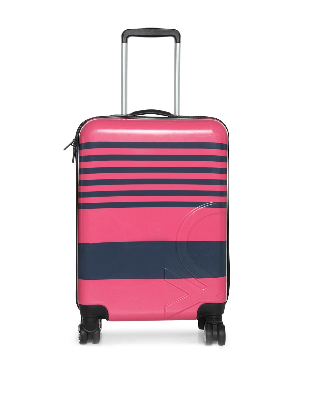 c4737b02ff Buy United Colors Of Benetton Unisex Pink   Blue Cabin Trolley ...